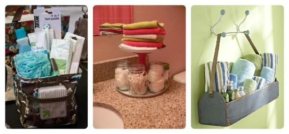 Soluções práticas para banheiros pequenos 008