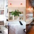 Soluções práticas para banheiros pequenos 024