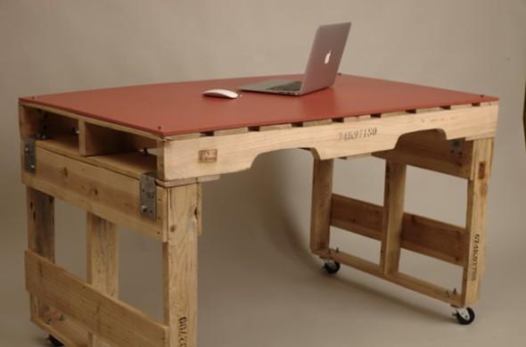 Sugestões de mesas artesanais criativas 008