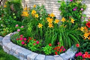 Canteiro de flores criativo para varanda e jardim 002