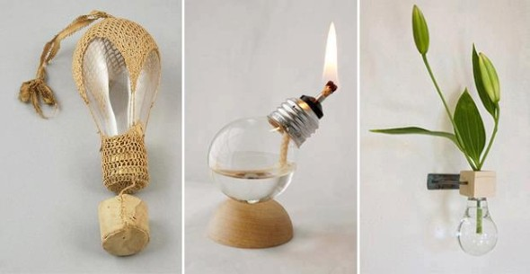 Lâmpadas queimadas na decoração 003