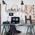 Mesa com cavaletes 001