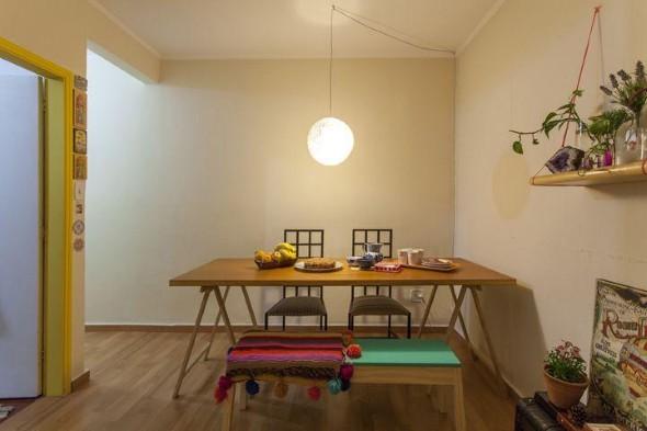 Mesa com cavaletes 011