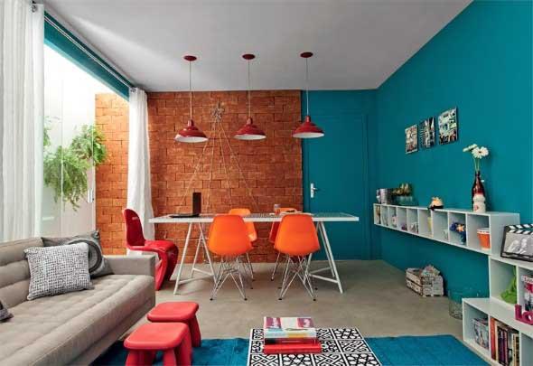 Mesa com cavaletes 013