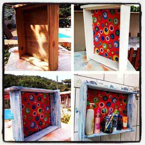 Transforme gavetas em nichos decorativos 011