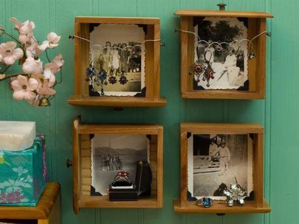 Transforme gavetas em nichos decorativos 014