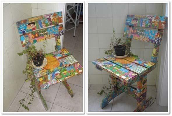 Cadeiras antigas na decoração 002