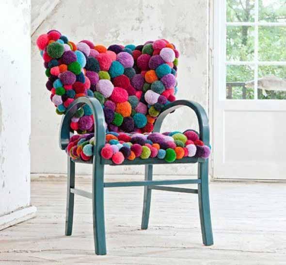 Cadeiras antigas na decoração 010