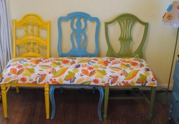 Cadeiras antigas na decoração 011