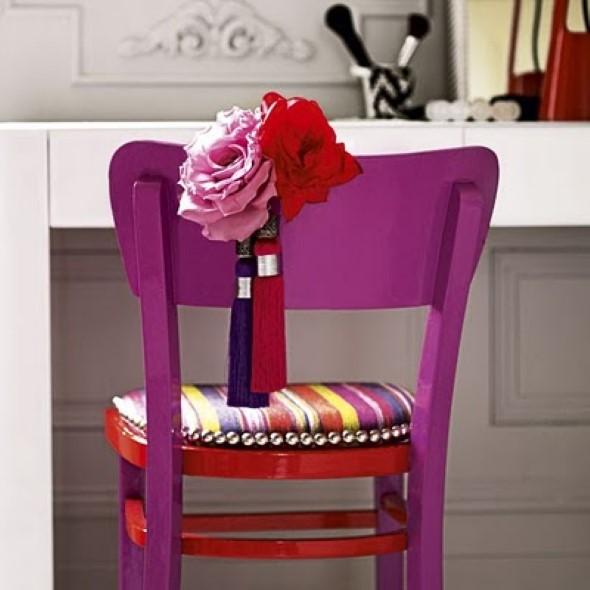 Cadeiras antigas na decoração 018