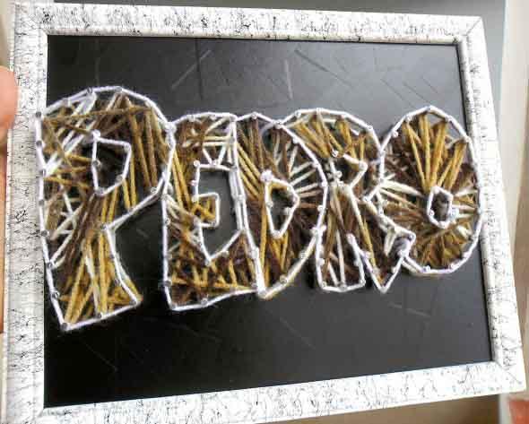 Conheça a String art 003