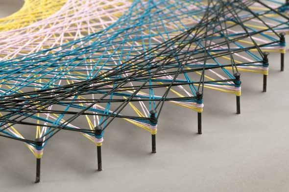 Conheça a String art 012
