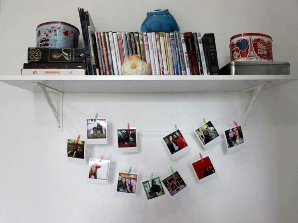 DIY - Aprenda a montar um painel de fotos 010