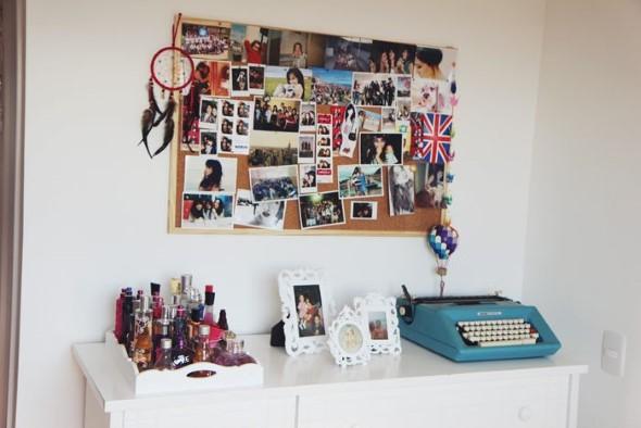 DIY - Aprenda a montar um painel de fotos 011