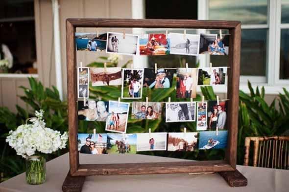 DIY - Aprenda a montar um painel de fotos 016