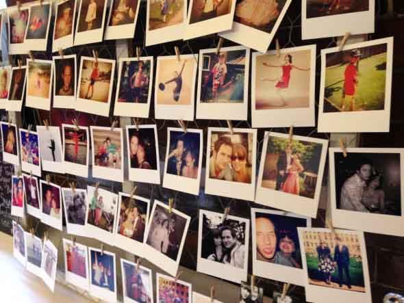 DIY - Aprenda a montar um painel de fotos 017