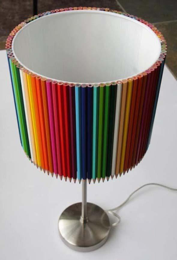 Decore sua casa com lápis de cor 001