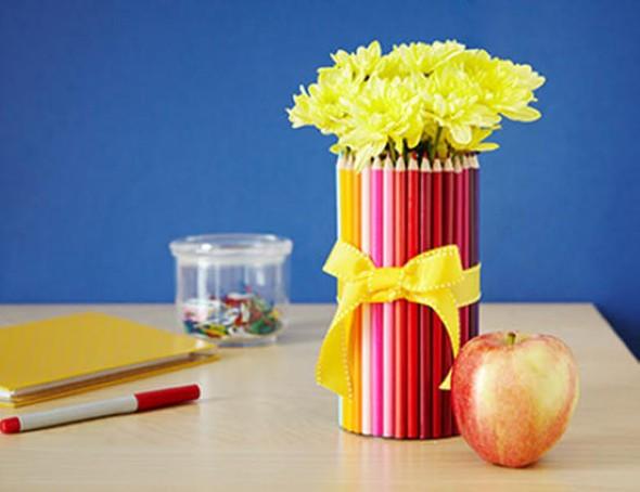 Decore sua casa com lápis de cor 004
