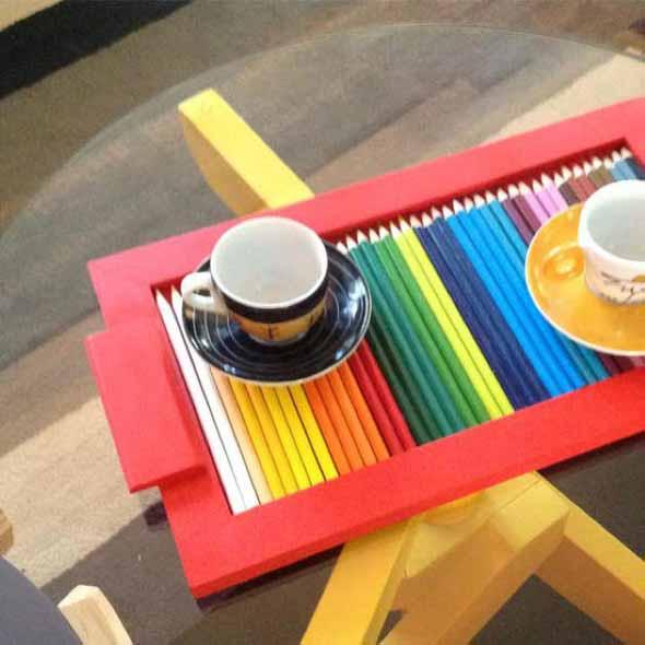 Decore sua casa com lápis de cor 006