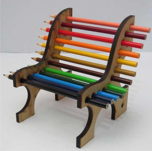 Decore sua casa com lápis de cor 013