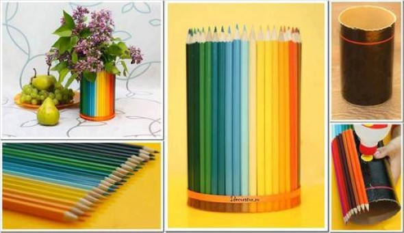 Decore sua casa com lápis de cor 014