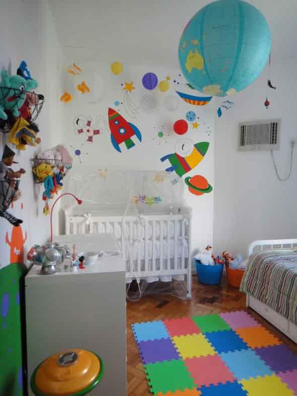 Luminária criativa o para quarto das crianças 001