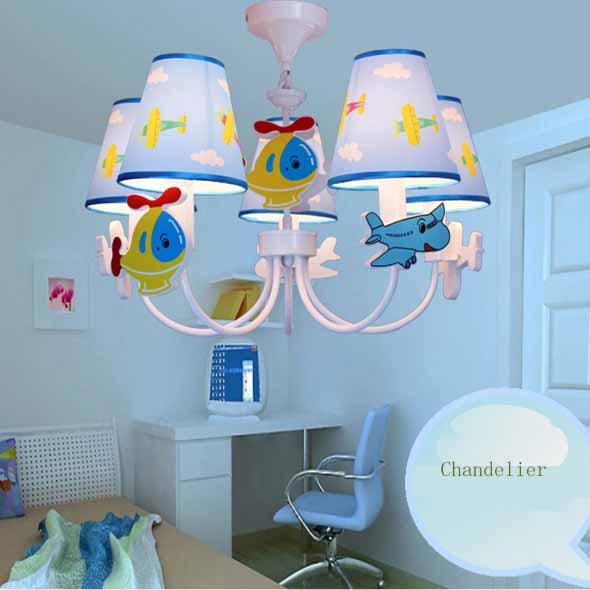 Luminária criativa o para quarto das crianças 006