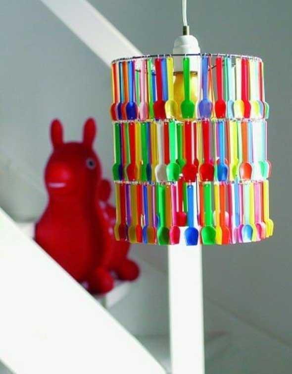 Luminária criativa o para quarto das crianças 007
