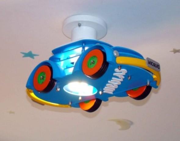 Luminária criativa o para quarto das crianças 010