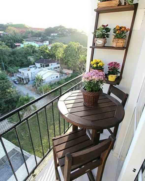 Mesas para varanda quintal ou jardim 001