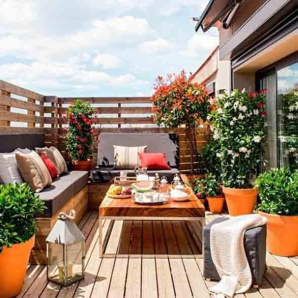Mesas para varanda quintal ou jardim 003