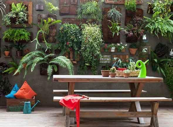 Mesas para varanda quintal ou jardim 004