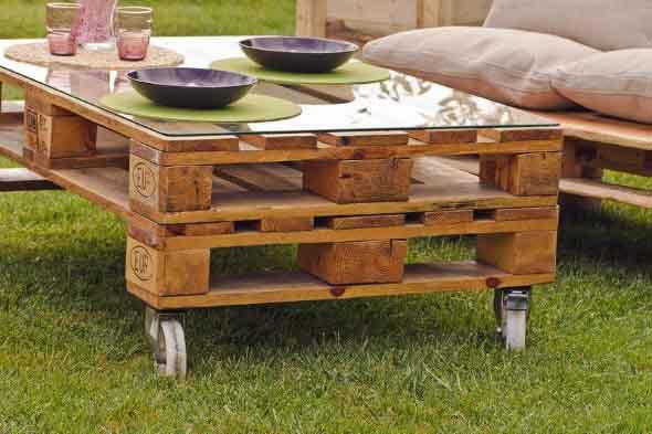 Mesas para varanda quintal ou jardim 013