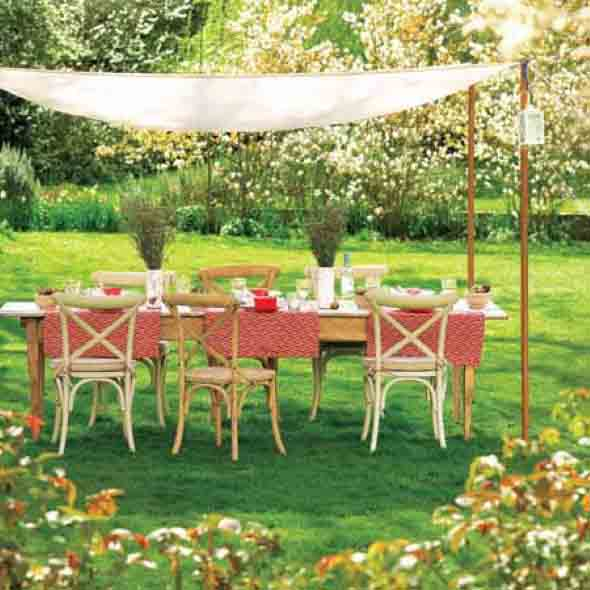 Mesas para varanda quintal ou jardim 021