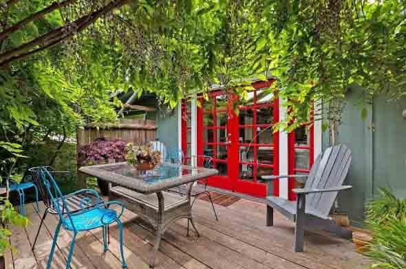 Mesas para varanda quintal ou jardim 022