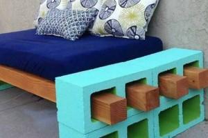 Aprenda a criar bancos com blocos de concreto 007