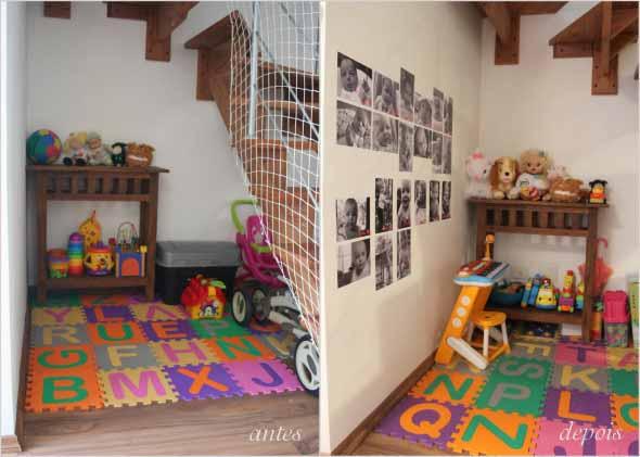 Espaço divertido para crianças em casa 003