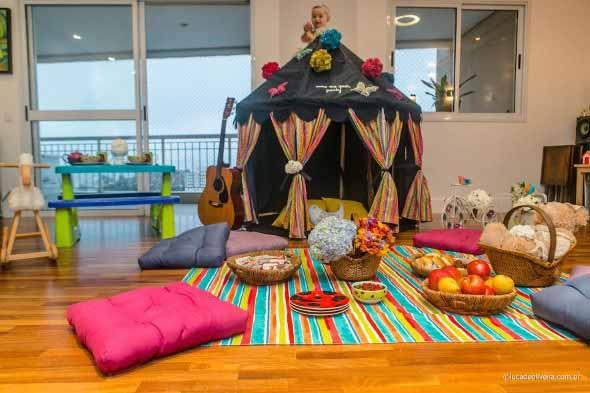 Espaço divertido para crianças em casa 010