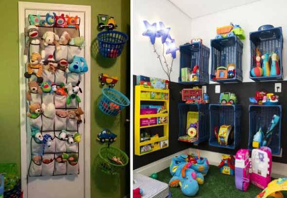 Espaço divertido para crianças em casa 016