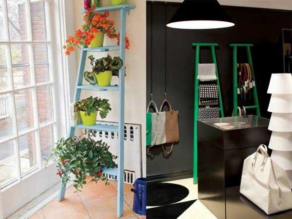 Novas formas de usar escadas na decoração 004