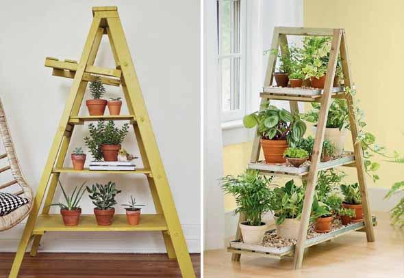 Novas formas de usar escadas na decoração 011