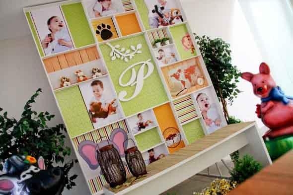 Painel de fotos em festas 004