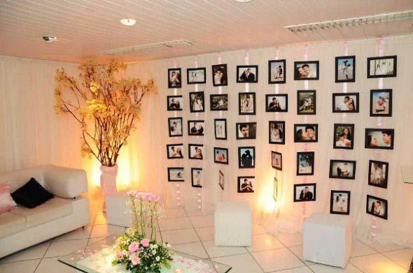 Painel de fotos em festas 007
