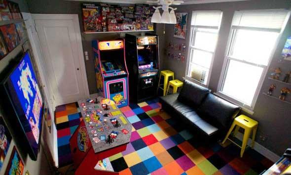 Decoração inspirada em jogos eletrônicos 022
