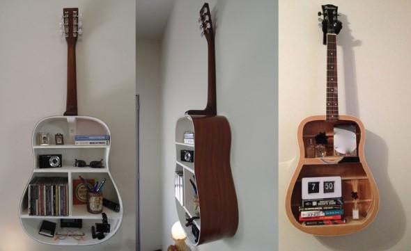 Decorando a casa com instrumentos musicais 005