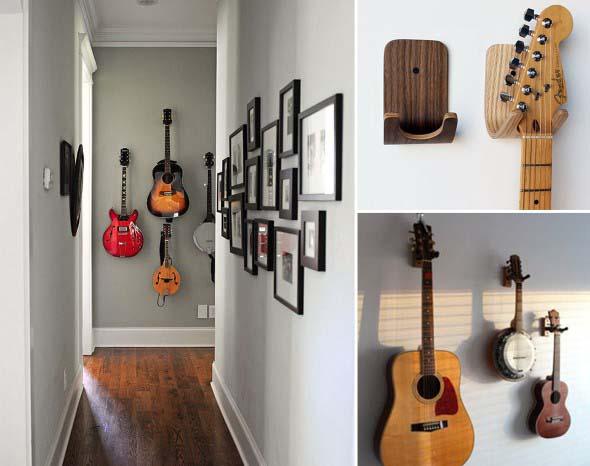 Decorando a casa com instrumentos musicais 017