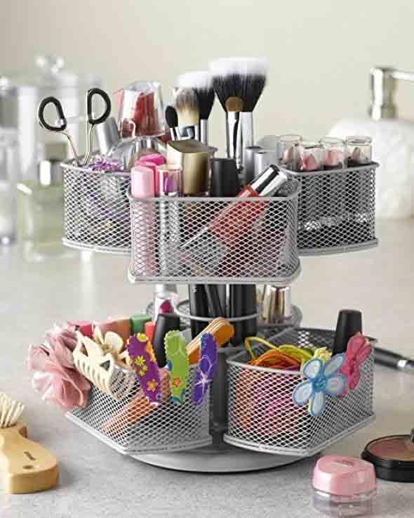 Dicas para organizar acessórios de maquiagem 011