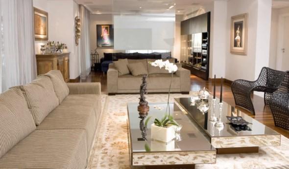 Salas de estar modernas e atuais 015