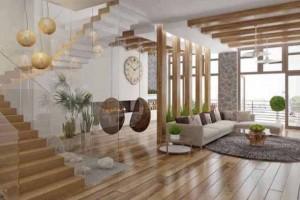 Salas de estar modernas e atuais 020