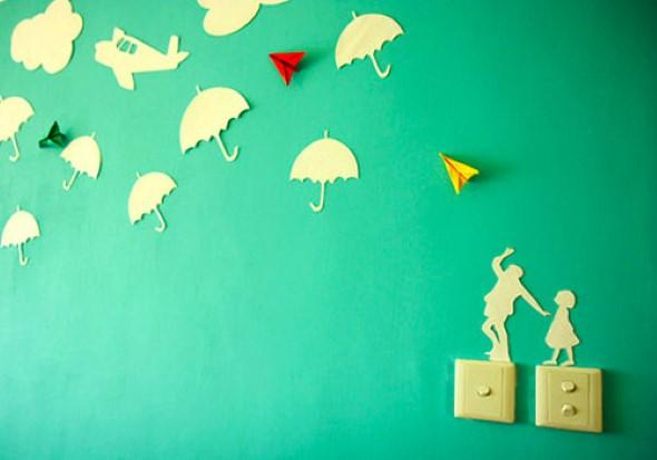 Silhuetas na decoração 004